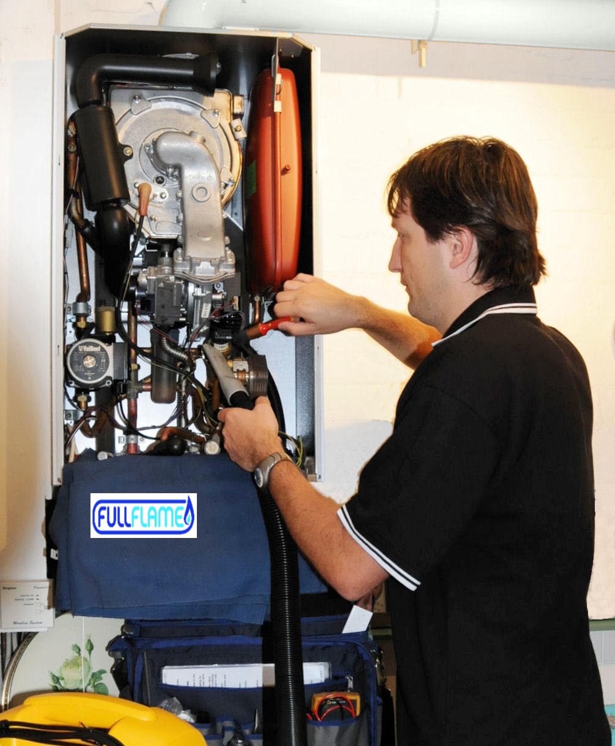 Full Flame Boiler Service