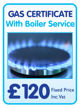 FullFlame-GasCertificateWithBoilerService
